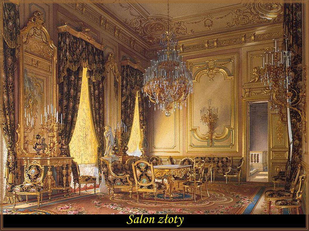 Salon złoty
