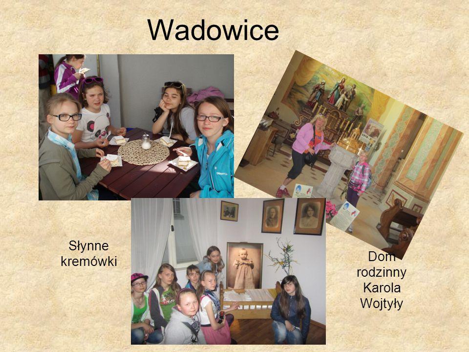 Dom rodzinny Karola Wojtyły