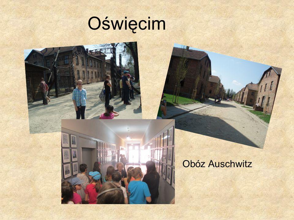 Oświęcim Obóz Auschwitz
