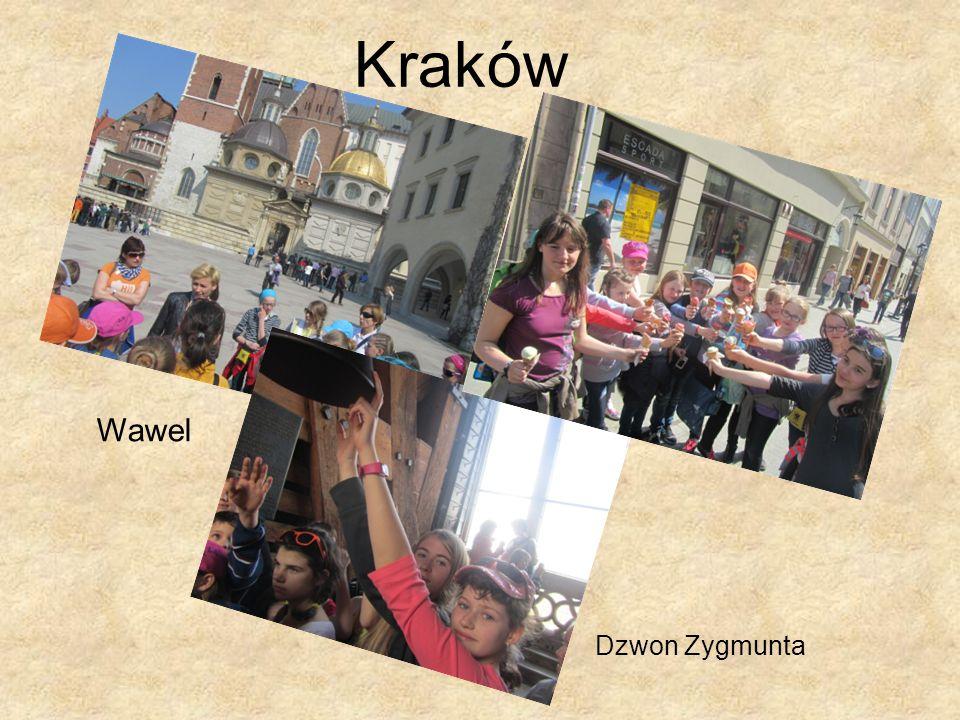 Kraków Wawel Dzwon Zygmunta