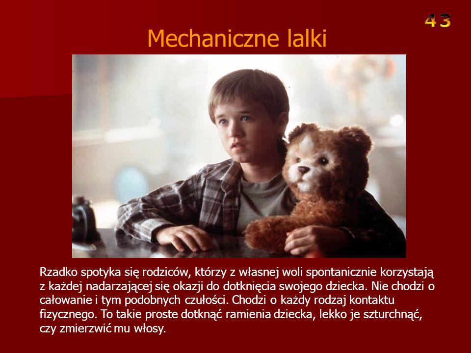 Mechaniczne lalki