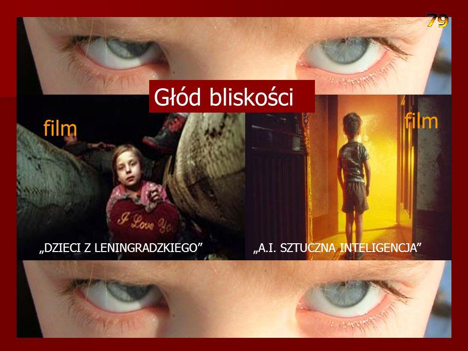 """Głód bliskości film film """"DZIECI Z LENINGRADZKIEGO"""