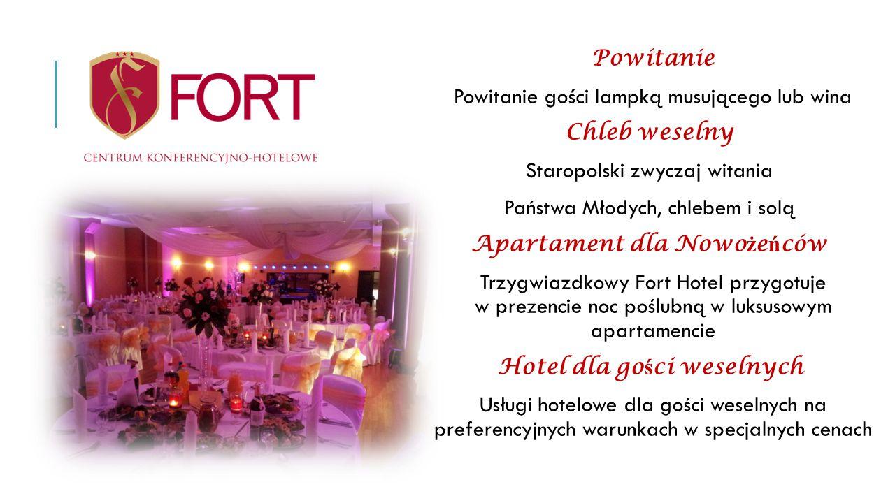Apartament dla Nowożeńców Hotel dla gości weselnych