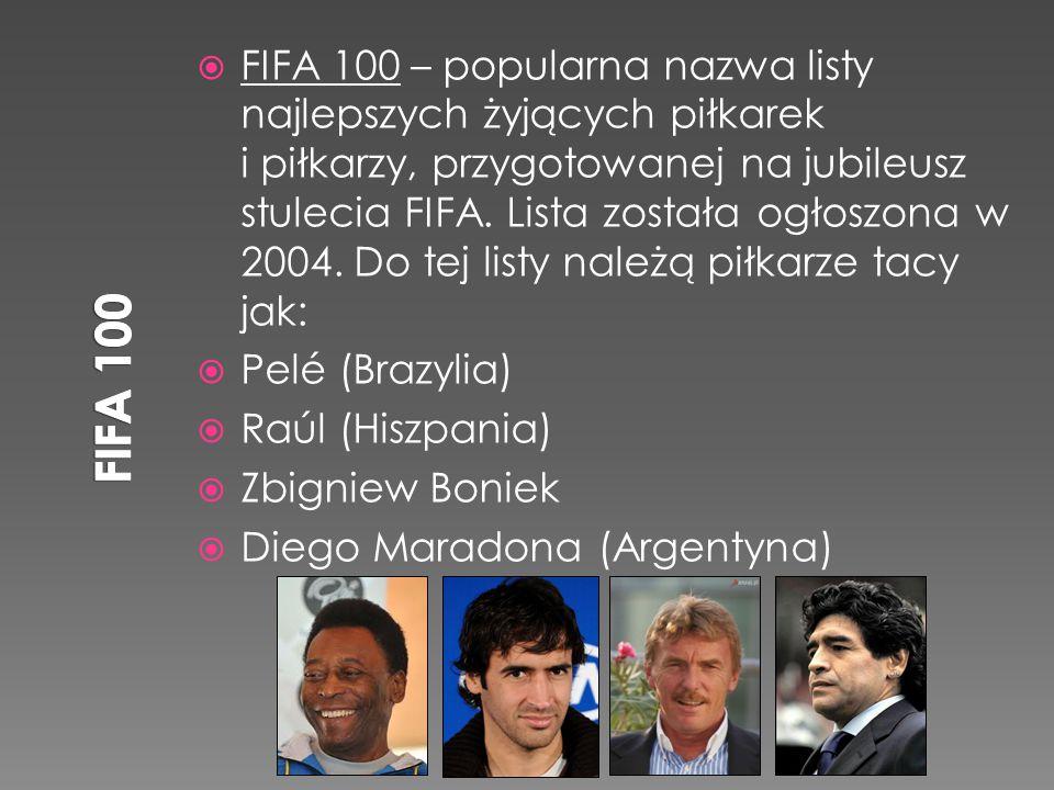 FIFA 100