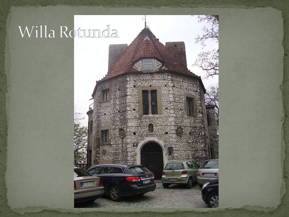 Willa Rotunda
