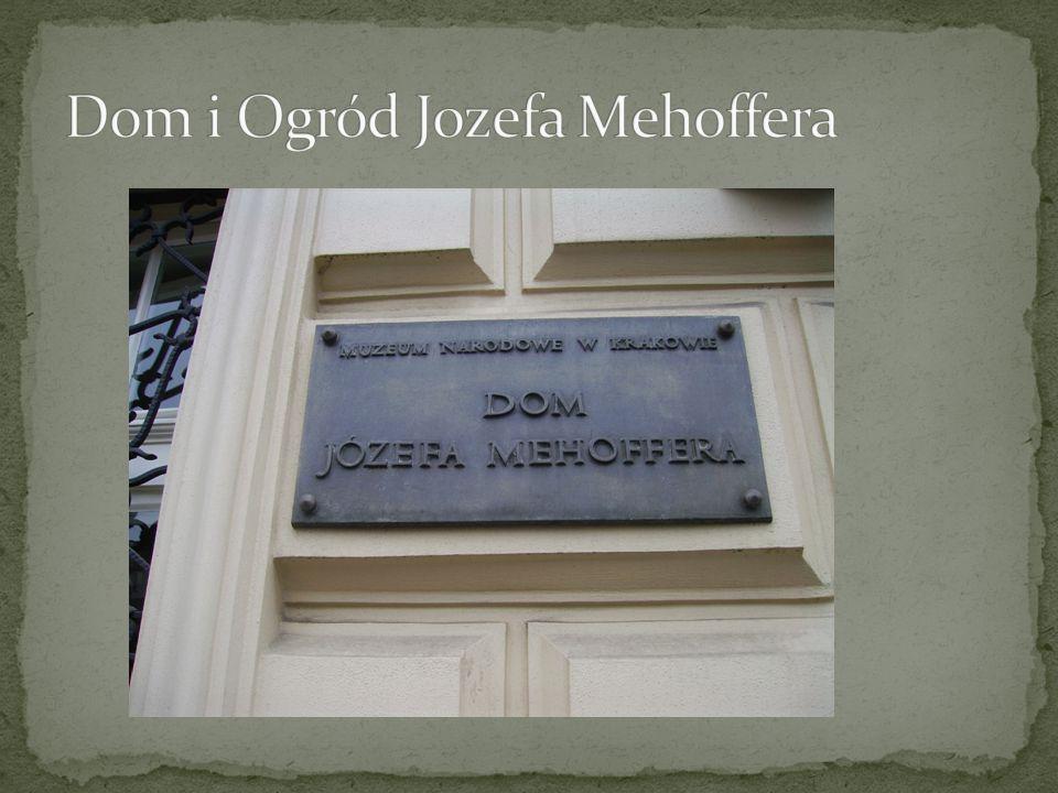 Dom i Ogród Jozefa Mehoffera