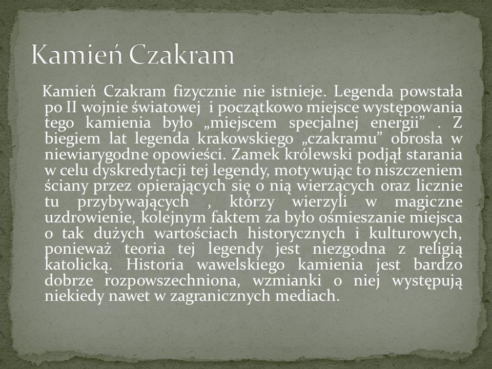 Kamień Czakram