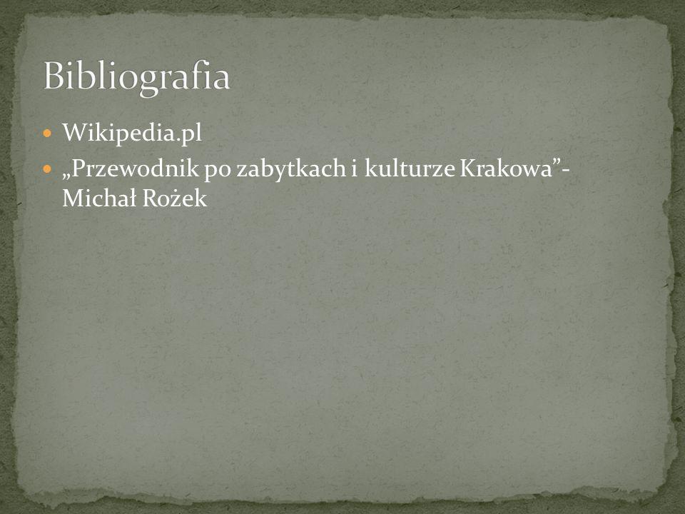 Bibliografia Wikipedia.pl