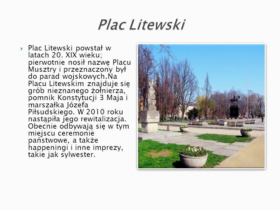 Plac Litewski