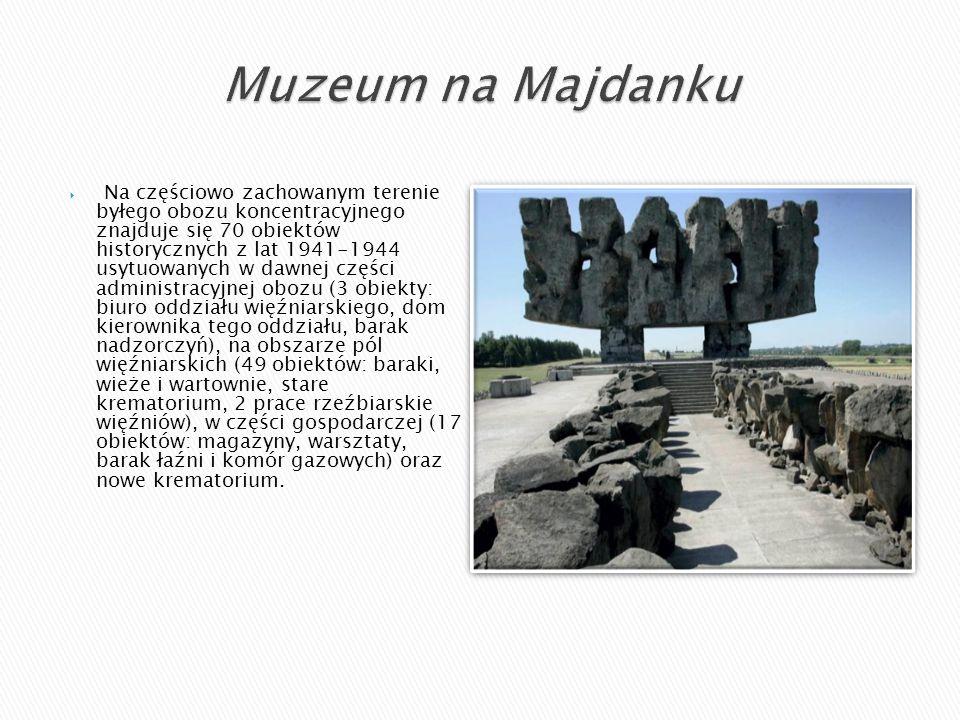 Muzeum na Majdanku