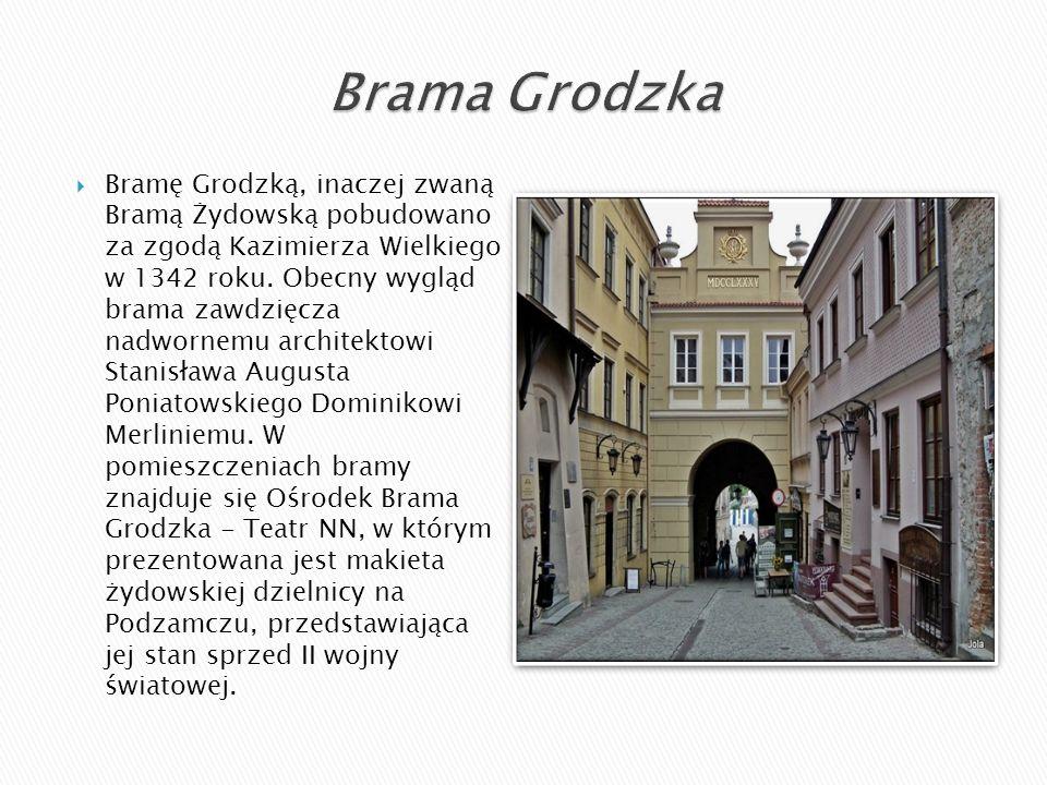 Brama Grodzka