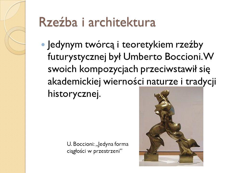 Rzeźba i architektura
