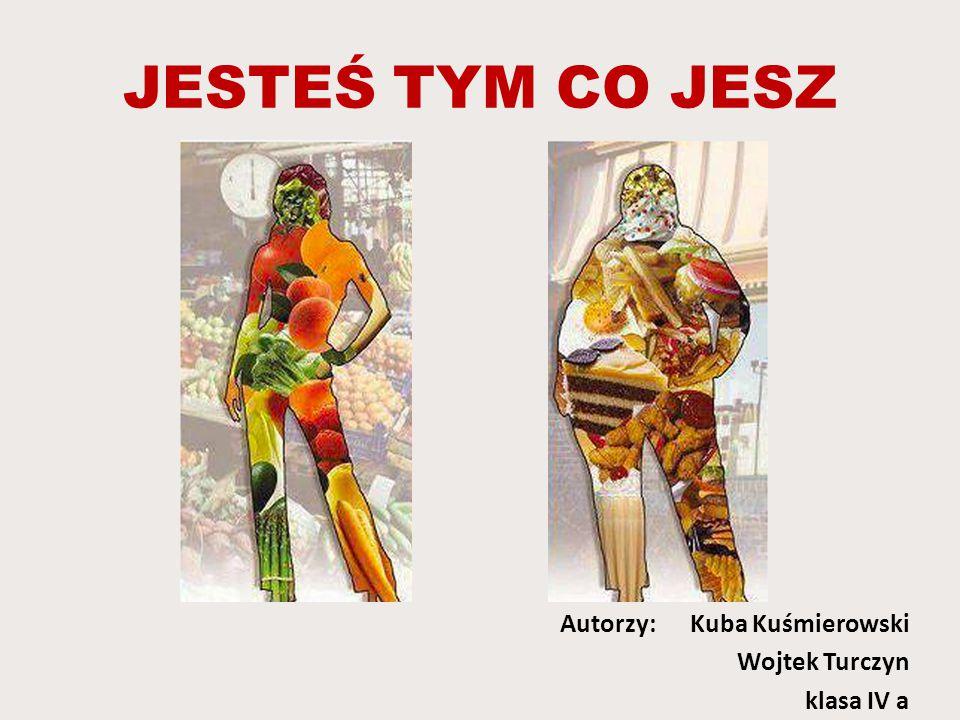 Autorzy: Kuba Kuśmierowski Wojtek Turczyn klasa IV a