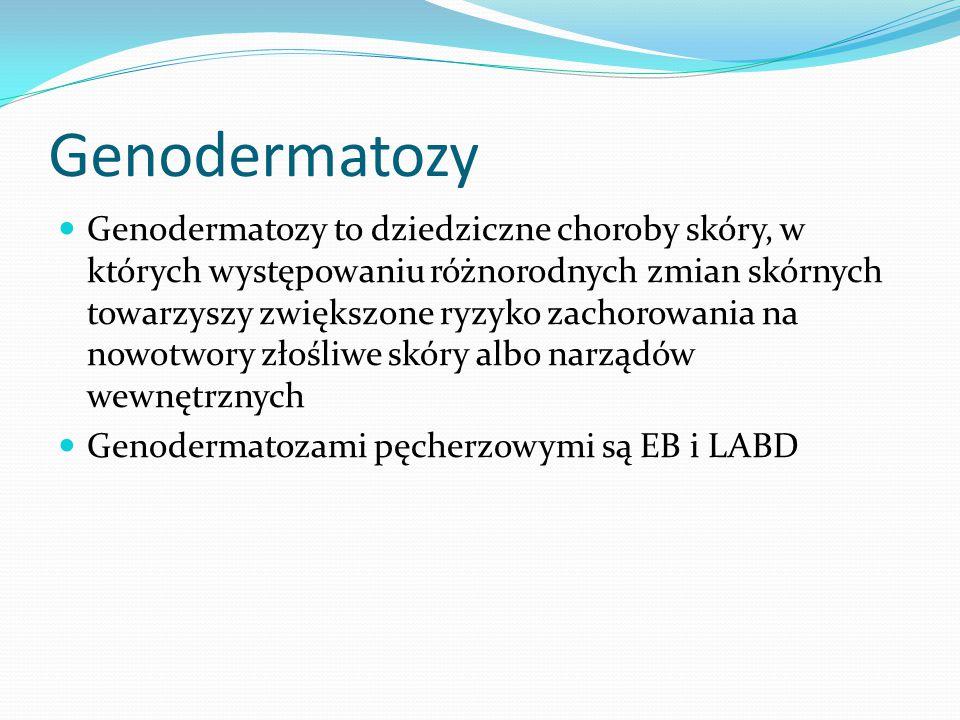 Genodermatozy