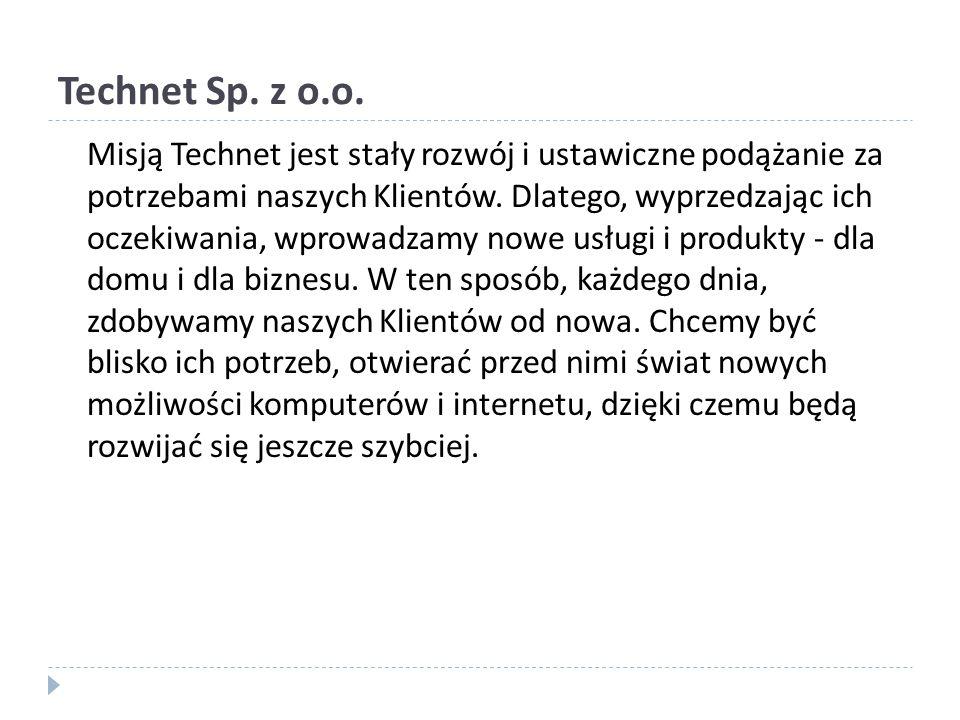 Technet Sp. z o.o.