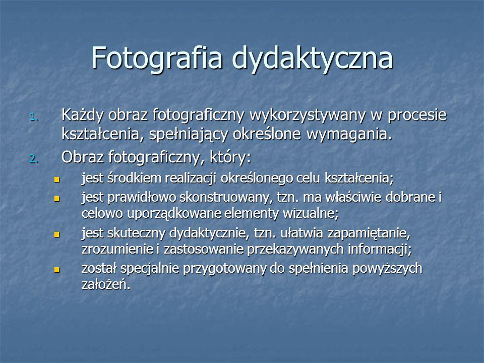 Fotografia dydaktyczna