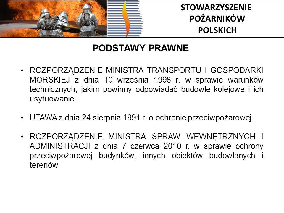STOWARZYSZENIE POŻARNIKÓW POLSKICH