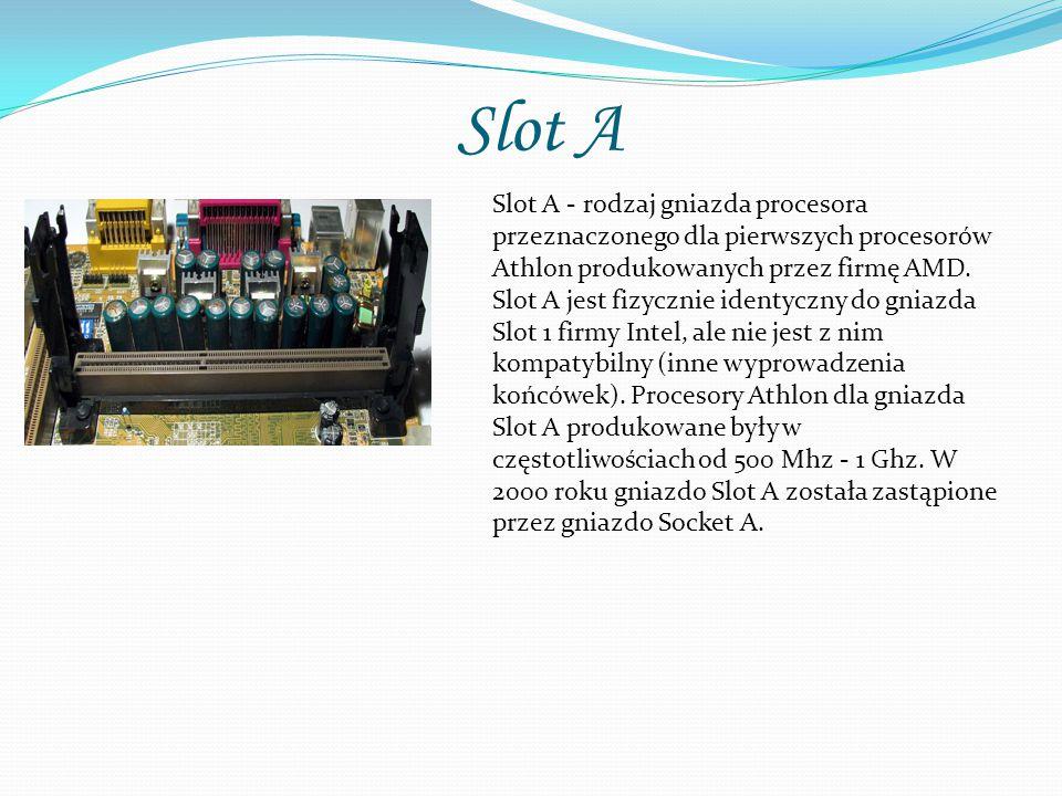 Slot A