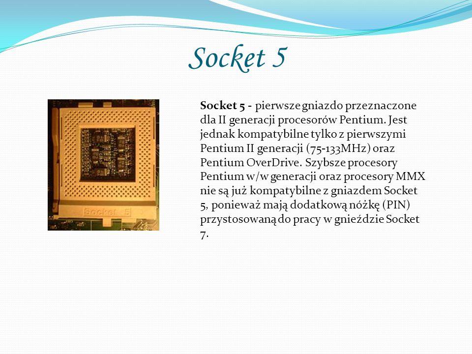 Socket 5