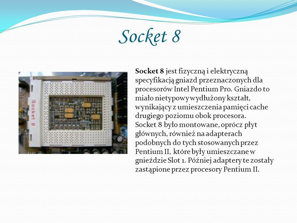 Socket 8