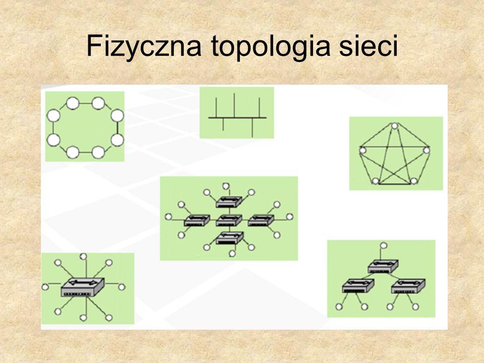 Fizyczna topologia sieci