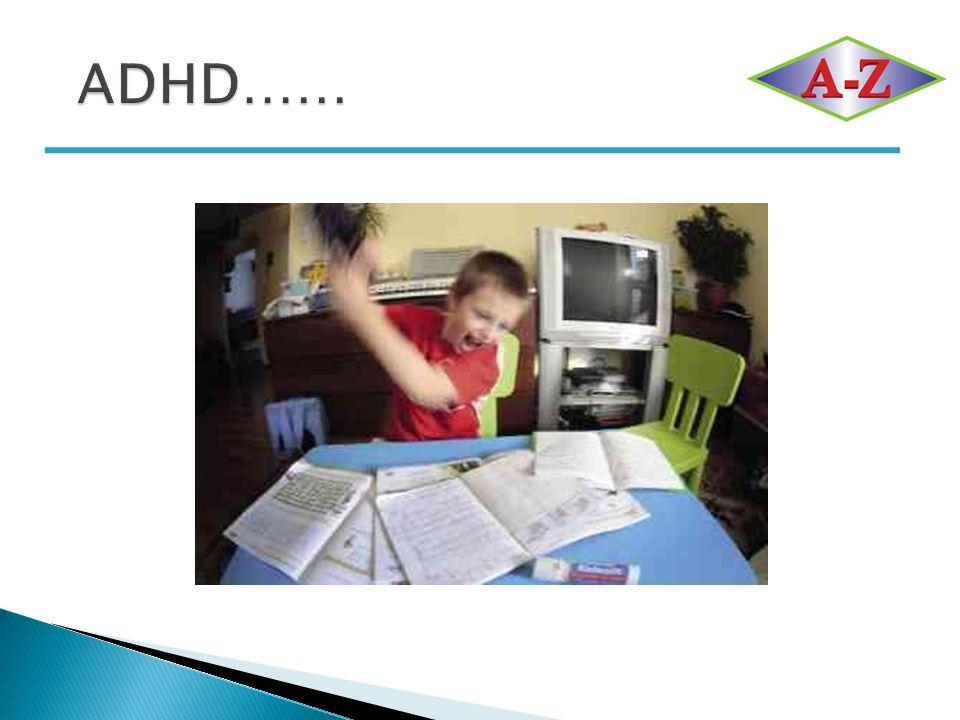 ADHD……
