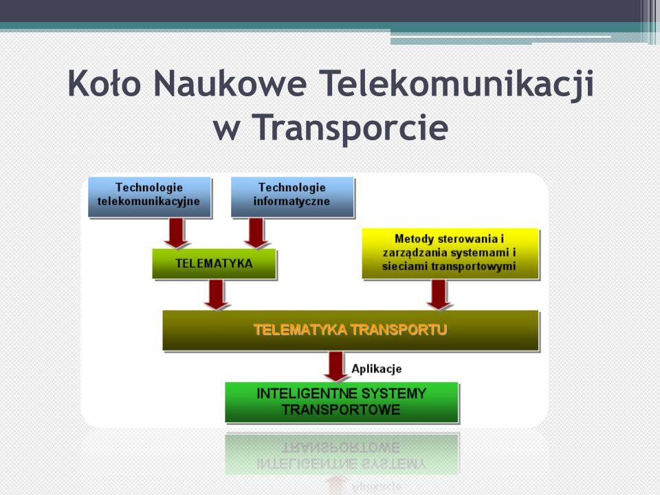 Koło Naukowe Telekomunikacji w Transporcie