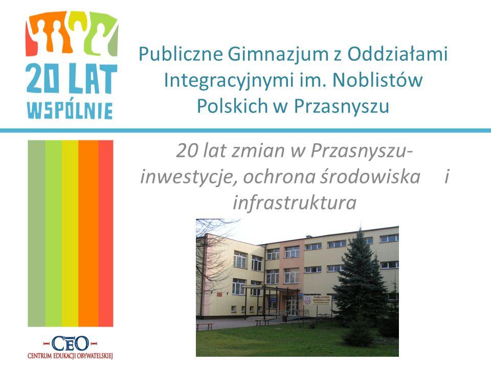 Publiczne Gimnazjum z Oddziałami Integracyjnymi im