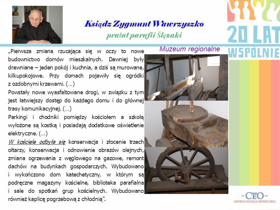 Ksiądz Zygmunt Wawrzyszko