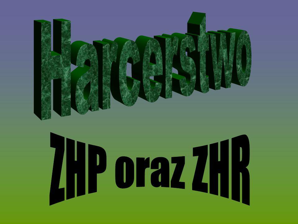 Harcerstwo ZHP oraz ZHR