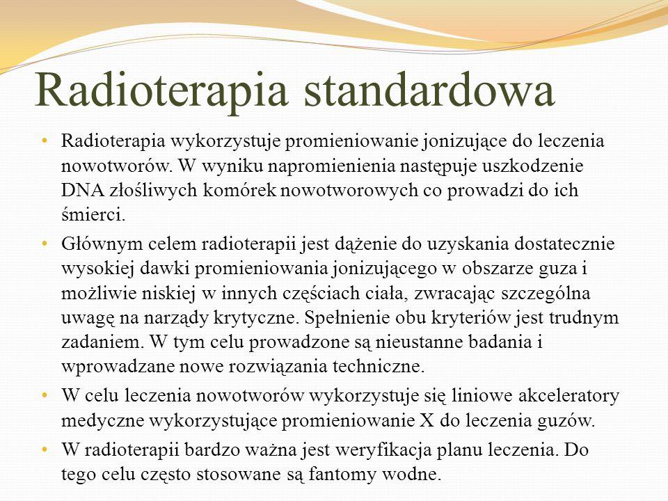 Radioterapia standardowa