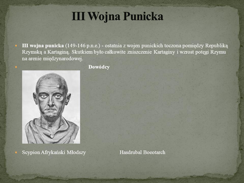 III Wojna Punicka