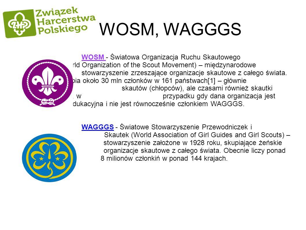 WOSM - Światowa Organizacja Ruchu Skautowego