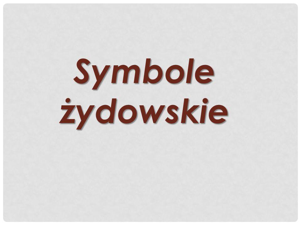 Symbole żydowskie