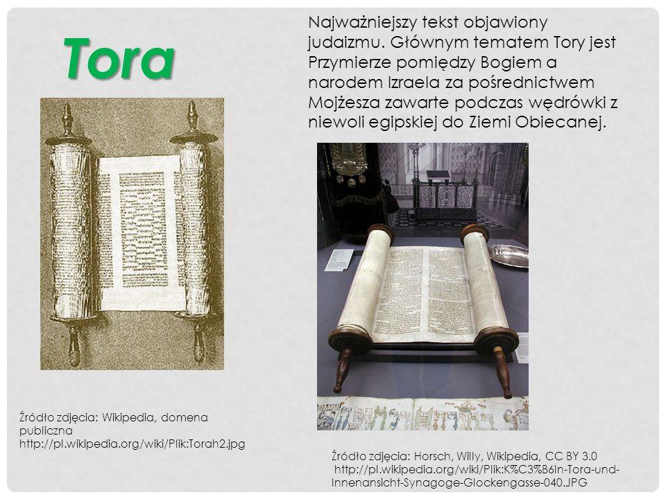 Najważniejszy tekst objawiony judaizmu