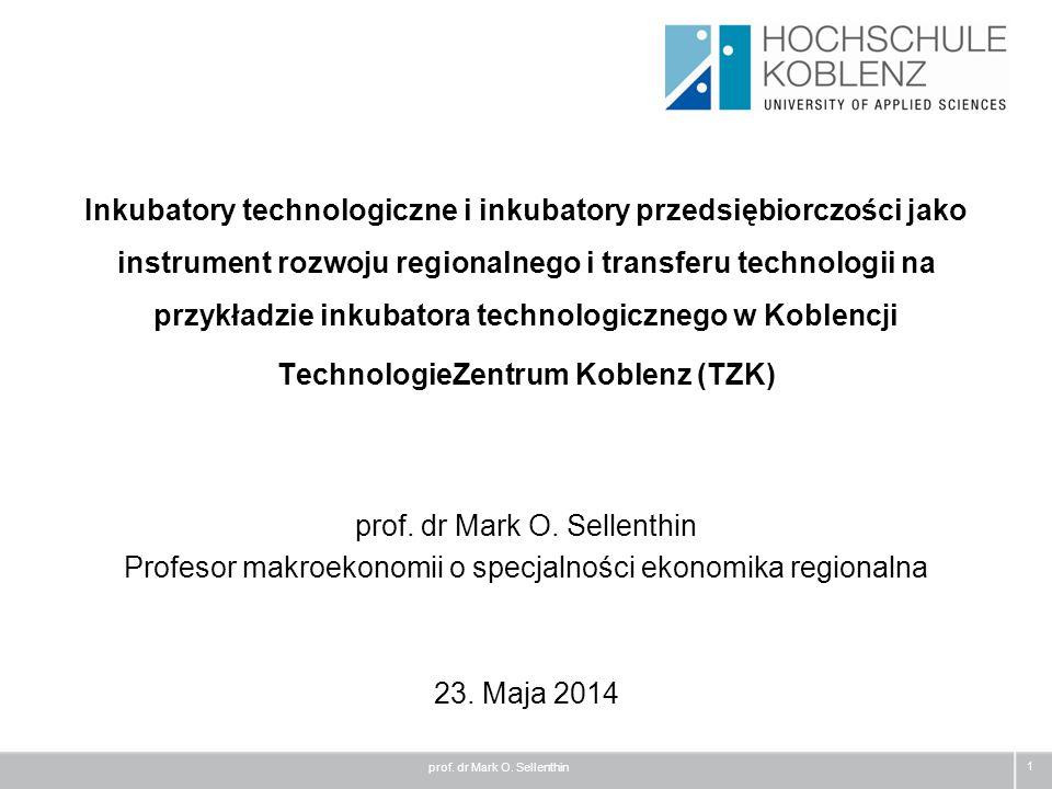TechnologieZentrum Koblenz (TZK)