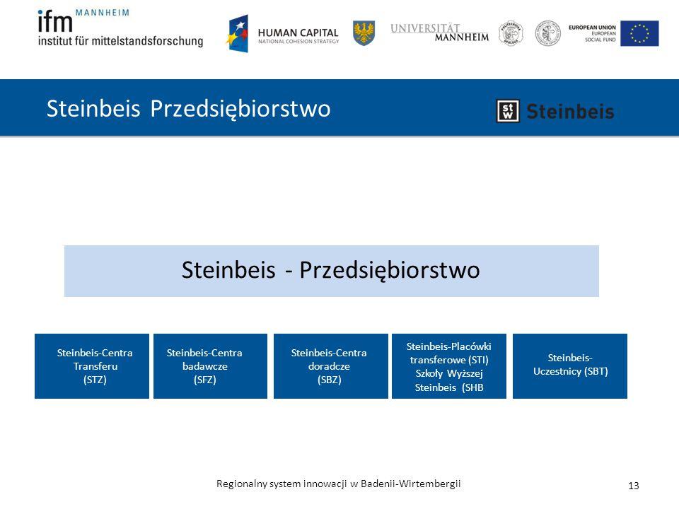 Steinbeis Przedsiębiorstwo