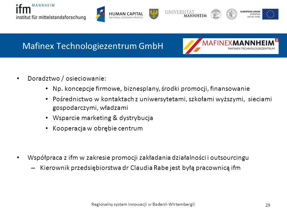 Mafinex Technologiezentrum GmbH