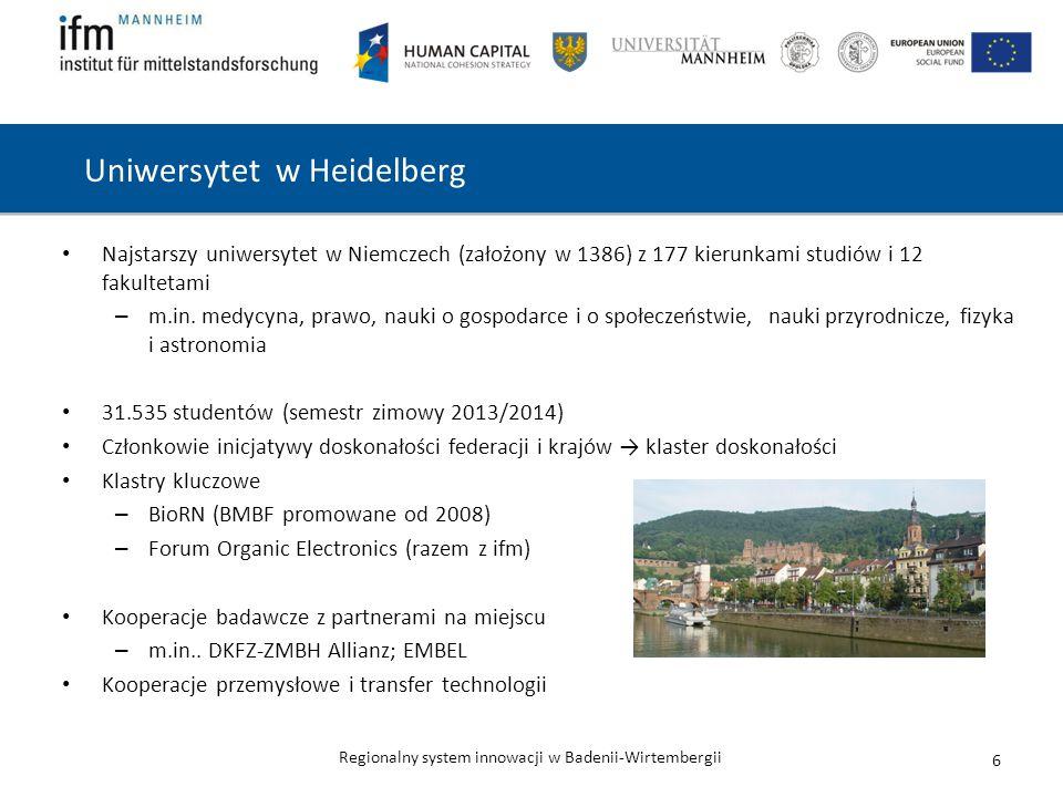 Uniwersytet w Heidelberg