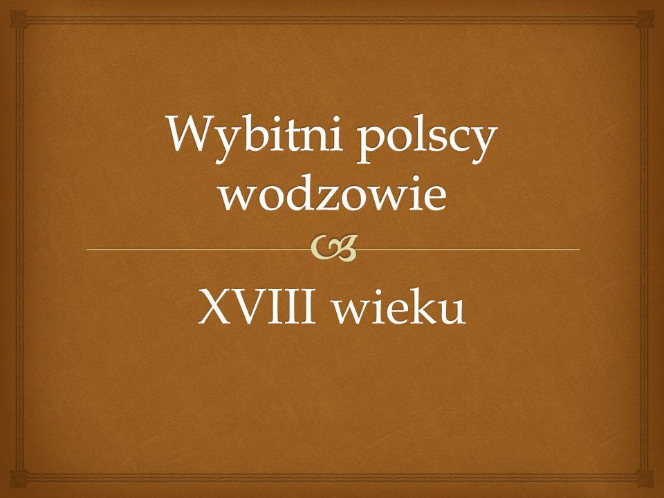 Wybitni polscy wodzowie