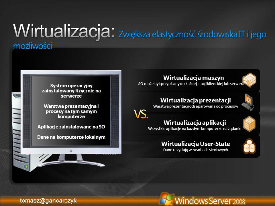 Wirtualizacja: Zwiększa elastyczność środowiska IT i jego możliwości