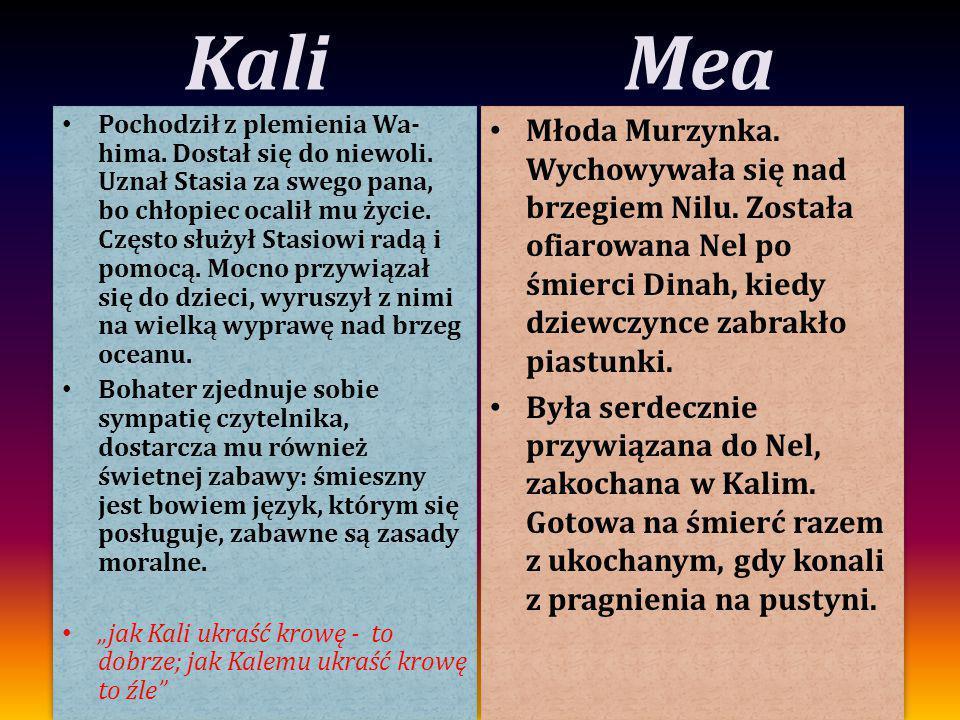 Kali Mea.