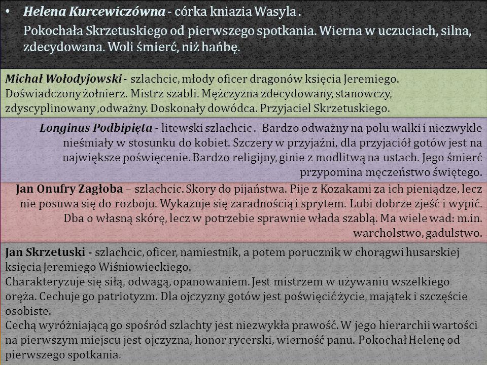 Helena Kurcewiczówna - córka kniazia Wasyla .