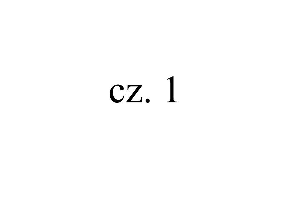 cz. 1