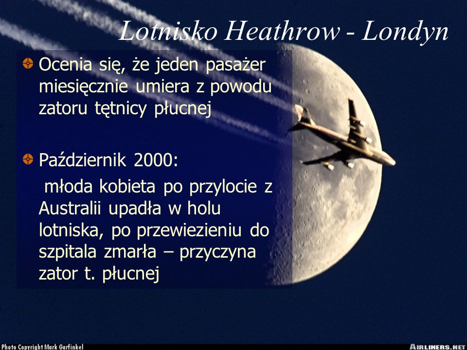 Lotnisko Heathrow - Londyn