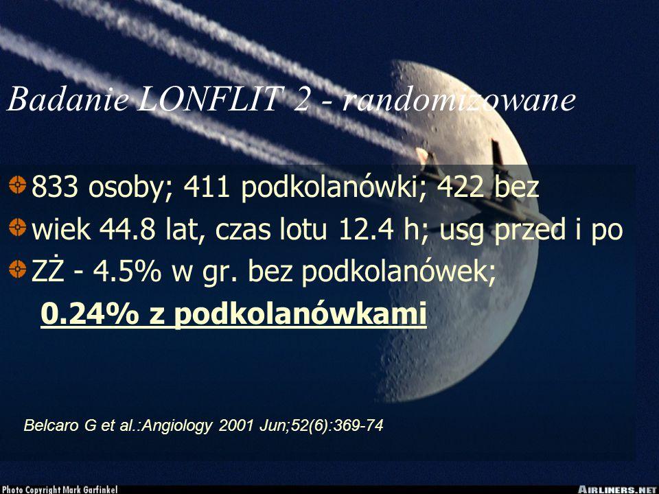 Badanie LONFLIT 2 - randomizowane