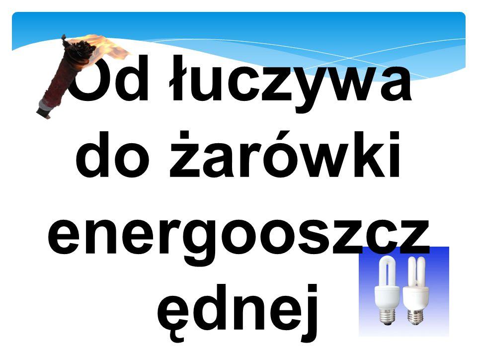 do żarówki energooszczędnej