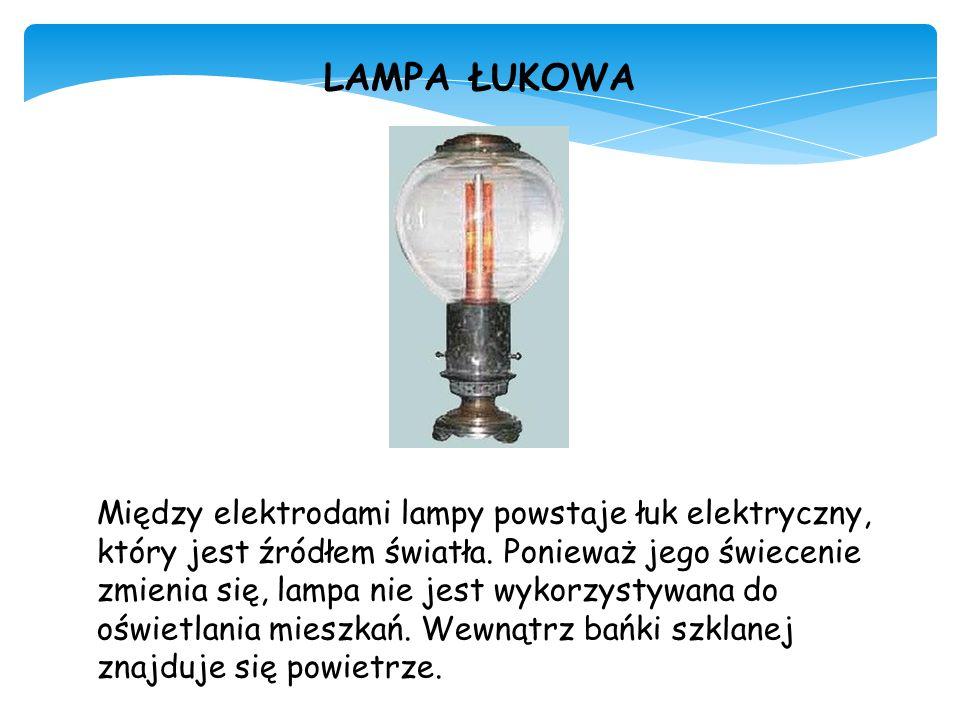 LAMPA ŁUKOWA