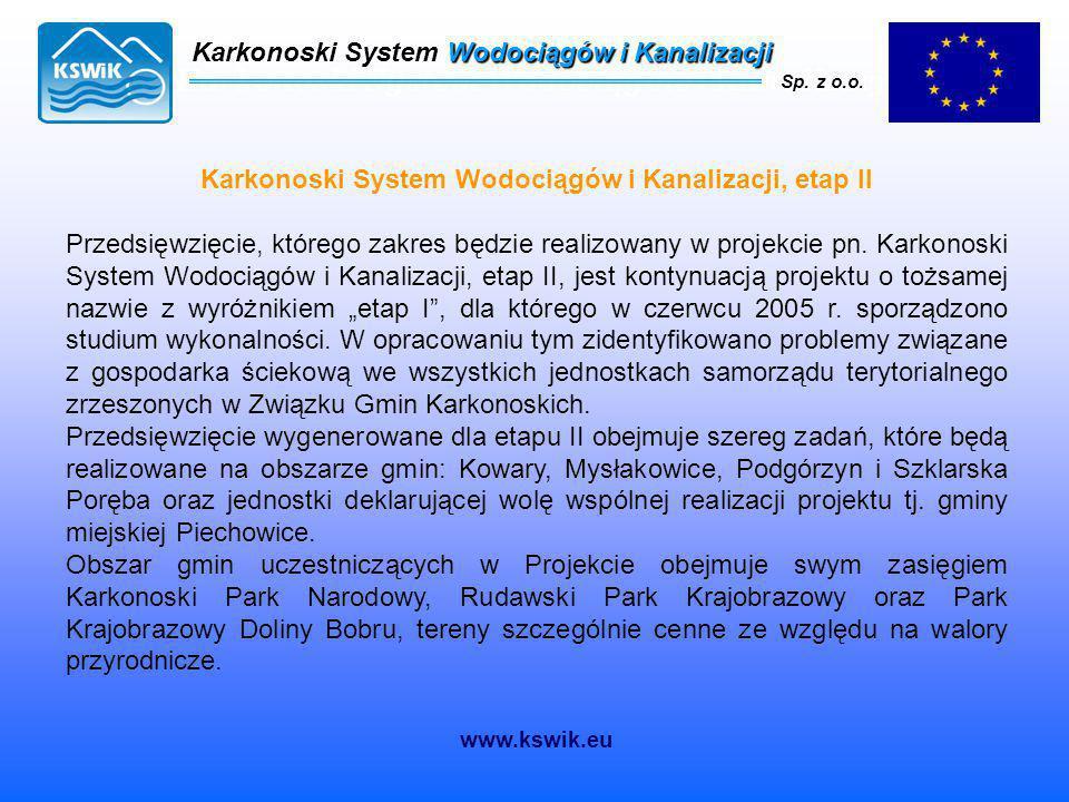 Karkonoski System Wodociągów i Kanalizacji Sp. z o.o.