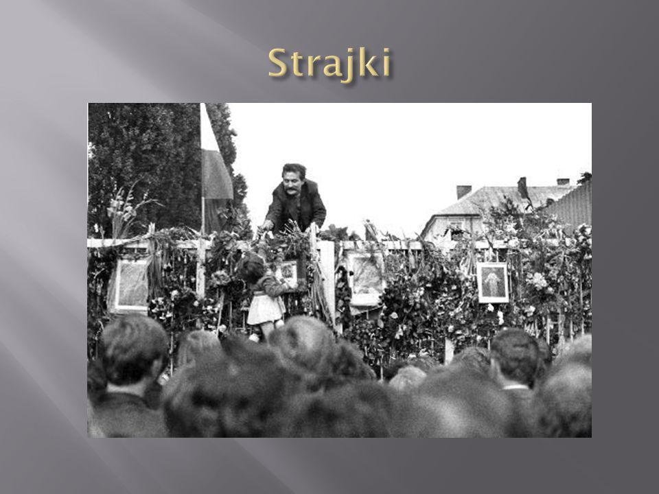 Strajki